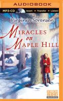 Miracles on Maple Hill Book cover
