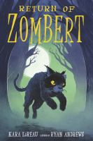 Return of Zombert Book cover