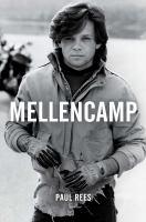 Mellencamp Book cover