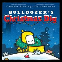 Bulldozer's Christmas dig Book cover