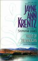 Night of the magician Book cover