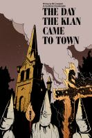 The day the Klan came to town Book cover