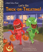 Let's go trick-or-treating! Book cover