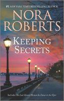 Keeping secrets Book cover