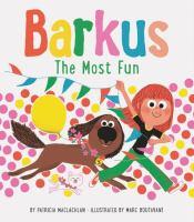 The most fun Book cover