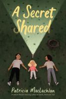 A secret shared Book cover