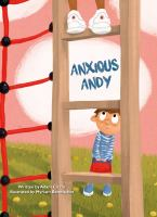 Anxious Andy Book cover