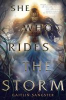 She who rides the storm Book cover