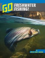 Go freshwater fishing! Book cover