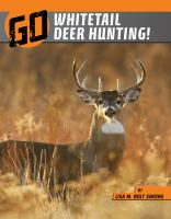 Go whitetail deer hunting! Book cover