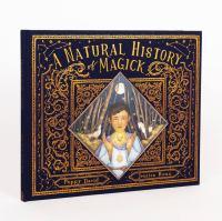 NATURAL HISTORY OF MAGICK. Book cover