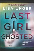 Last girl ghosted  Cover Image