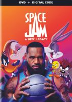 Space jam : a new legacy  Cover Image
