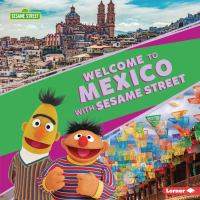 Welcome to Mexico with Sesame Street Book cover