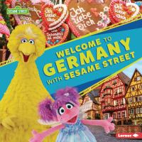 Welcome to Germany with Sesame Street Book cover