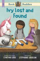 Ivy lost and found Book cover