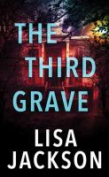 The third grave Book cover