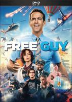 Free guy Book cover