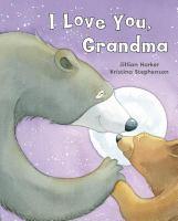 I love you, Grandma Book cover