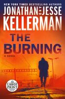 The burning : a novel Book cover
