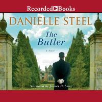 The butler : a novel Book cover