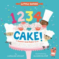 1234 cake! Book cover