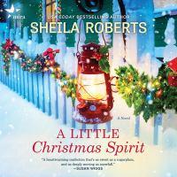 A little Christmas spirit Book cover