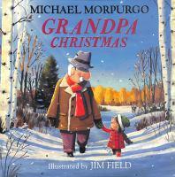 Grandpa Christmas Book cover