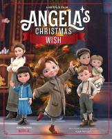Angela's Christmas wish Book cover
