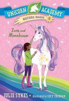 Zara and Moonbeam Book cover