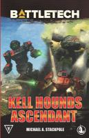 Kell Hounds ascendant Book cover