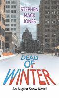 Dead of winter Book cover