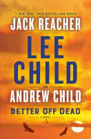 Better off dead Book cover