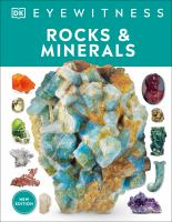 Rocks & minerals Book cover