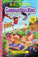 Camp daze Book cover