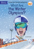 What are the Winter Olympics? Book cover