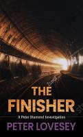 The finisher Book cover