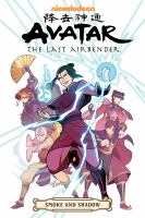 Avatar, the last Airbender. Smoke and shadow Book cover