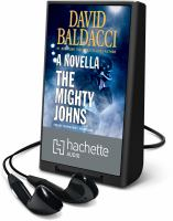 The mighty Johns : a novella Book cover