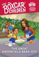 The Great Greenfield Bake Off Book cover