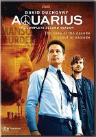 Aquarius. The complete second season Book cover