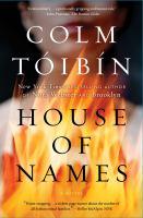 House of Names : a novel Book cover