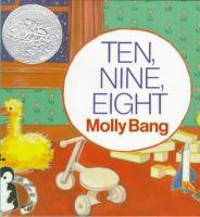 Ten, nine, eight Book cover