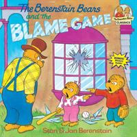 The Berenstain Bears and the blame game Book cover