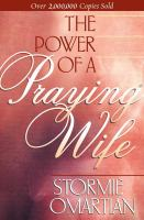 The power of a praying wife Book cover