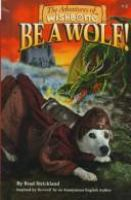 Be a wolf! Book cover